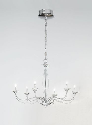 Franklite FL2279/6 Pendant Light
